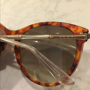 Gucci Accessories - Gucci GG 3771 Sunglasses Brown Havana Gold Bamboo